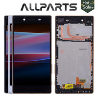 Tested Warranty 5 2 Inch 1920x1080 Display For Sony Xperia Z5 LCD Touch Screen With Frame