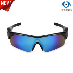Sunglasses Men Sports Glasses Bluetooth 4.1 multi-function stereo car outdoor hands-free voice smart glasses For Fashion Man