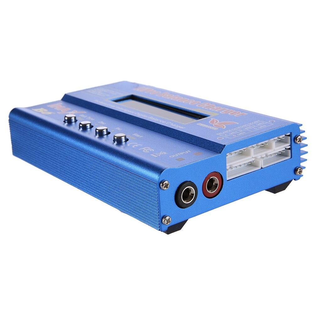 Carregadores li-ion ni-cd bateria rc carregador Marca : Build-power