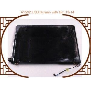 Abay a1502 tela lcd para macbook pro retina original 90% novo com filme lcd montagem da tela 2013-2014 ano