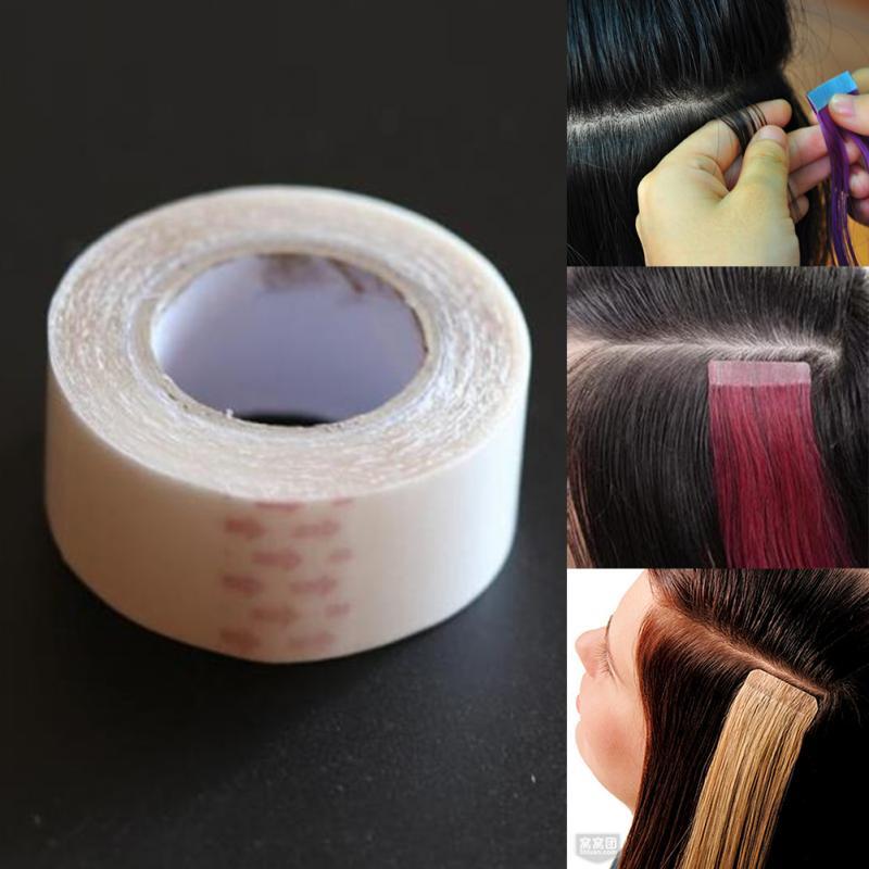 Двухсторонний скотч для волос