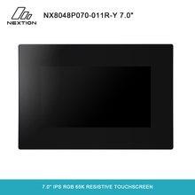 Nextion 7.0 Nextion Intelligente Serie NX8048P070 011R Y Hmi Ips Rgb 65K Resistive Touchscreen Display Module Met Behuizing
