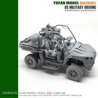 1/35 American Terrain Vehicle YFWW35 1820