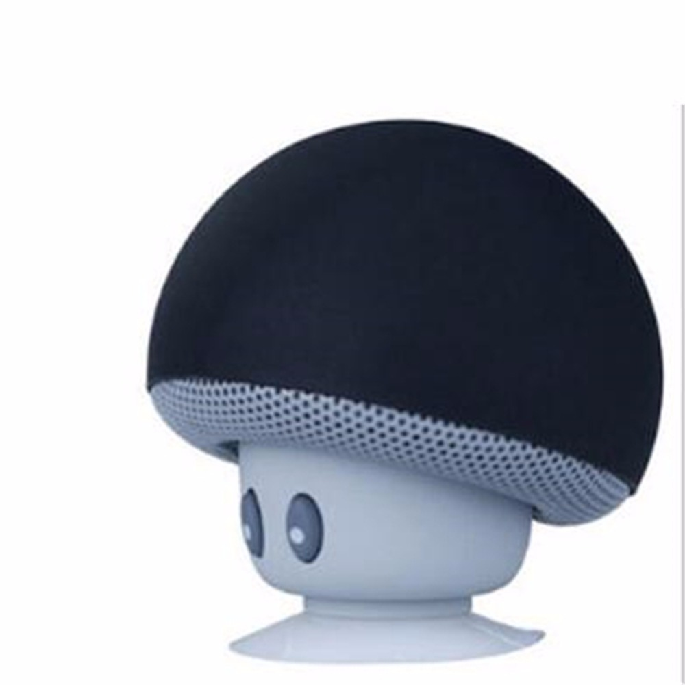 Waterproof Wireless Mini Bluetooth Mushroom Portable Stereo Speaker iPhone EN