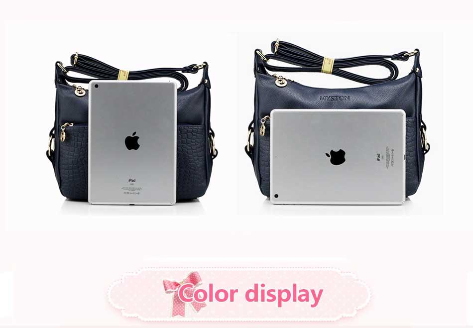 Free Shipping Fashion Women Handbags Shoulder Bag Genuine Leather ... a2069ffaceb05