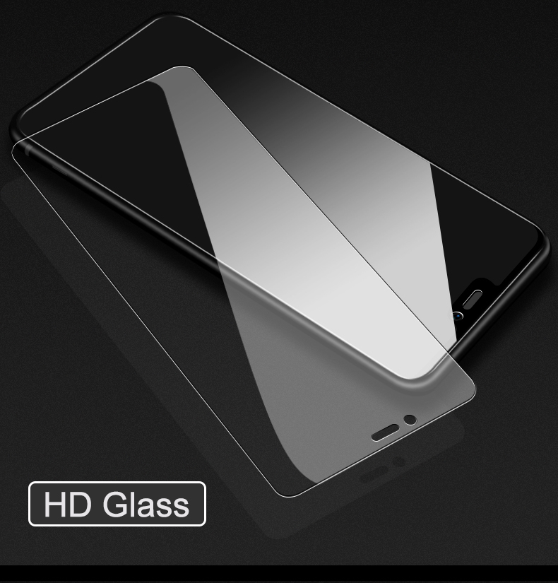 Image 5 - 2pcs/lot Full Tempered Glass For Oneplus 6 6T 7 Glass Screen Protector 2.5D tempered glass For one plus 7 6 6t Anti Blue glass-in Phone Screen Protectors from Cellphones & Telecommunications
