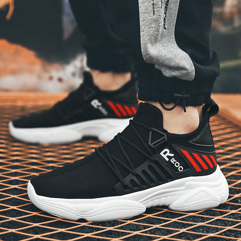 Image 4 - YRRFUOT Autumn New Trend Casual Men Shoes High Quality Hot Sale Fashion Sneakers Comfortable Breathable Vulcanize Shoes for Men-in Men's Casual Shoes from Shoes