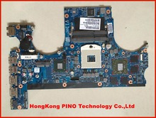 689998-001 laptop motherboard for HP 17-3000 laptop motherboard non-integrated HM76 7850M/1G 2D working 100% tested