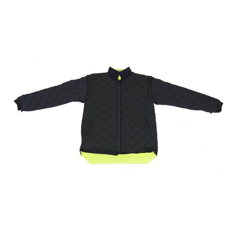 YUANMINGSHI High Visibility Winter Waterproof Windbreaker Workwear Rain Coat Motorcycle Reflective Safety Winter Jacket Clothing in Reflective Safety Clothing from Automobiles Motorcycles