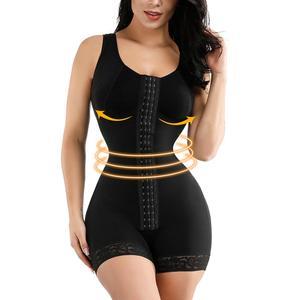Image 2 - Lover Beauty Full Body shaper Modeling Shapewear Waist Cincher Underbust Bodysuit Slimming Waist Trainer Seamless Shapewear