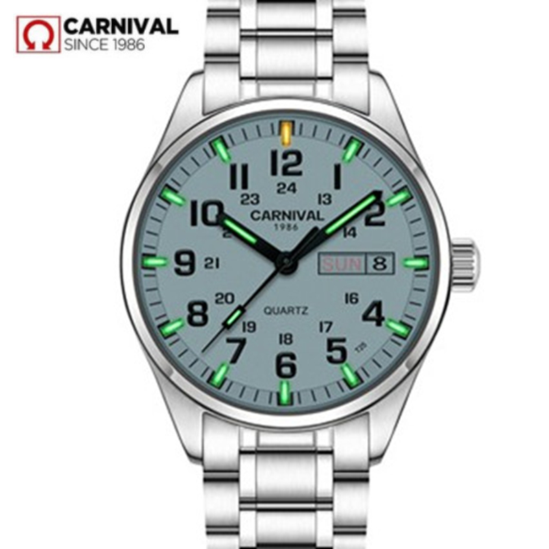T25 Tritium Luminous Quartz military men watch waterproof luxury Brand Watches Men full steel genuine leather erkek kol saati wrist watch for men 2018 calendar luminous leather band waterproof luxury men watch quartz wristwatches erkek kol saati