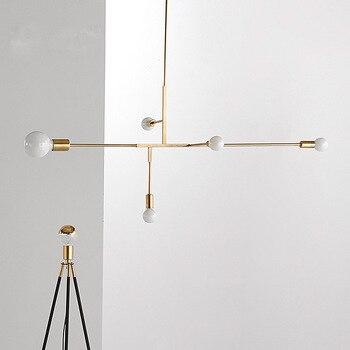 Vintage Industriële gouden Hanger Lampen Retro Loft Hanglamp Zwart Goud voor Bar Trap Eetkamer suspension armatuur
