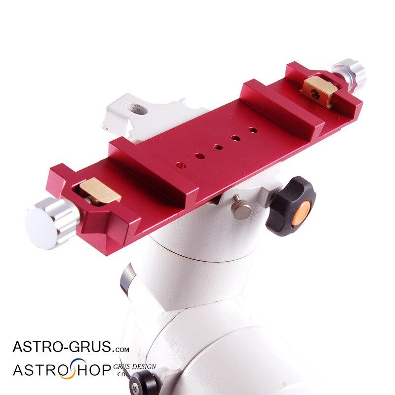 HERCULES 270mm plaque de montage en V S8089 accessoires pour télescopes S8089