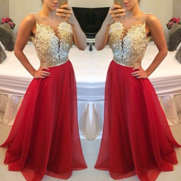 Кружевное платье с аппликацией, кристаллами и блестками, Коралловое платье для выпускного вечера, иллюзия, открытая спина, элегантные длинные вечерние платья, Vestidos Largos Elegantes - Цвет: picture color