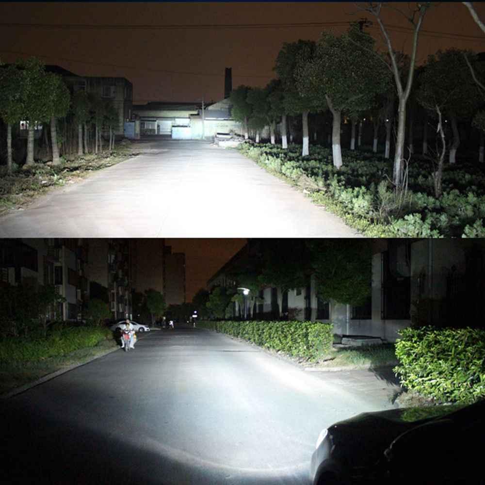 Car Styling 12V LED Car Headlights COB H4 H7 Auto Head Lamp Lights 80W 8000LM Head Bulbs H1 LED Car Lamps 6000K 24V C6