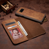 For Samsung Galaxy S8 Plus Case Leather Wallet Slots Luxury Case Cover For Samsung S8Plus Cover