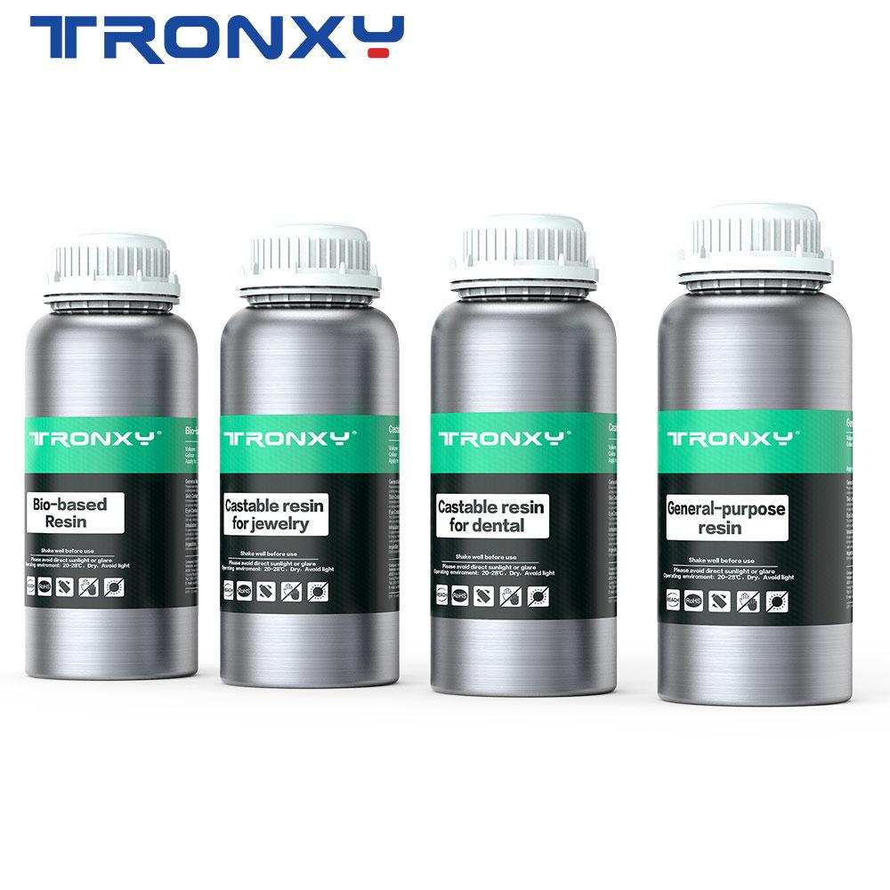 Matériau d'impression ULTRABOT résine 405nm pour LCD sensible aux UV 500 ML/1L liquide imprimante 3D résine Uv