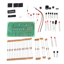 New C51 Digital Electronic Clock Suite DIY Kits Six 6 Bits Electronic
