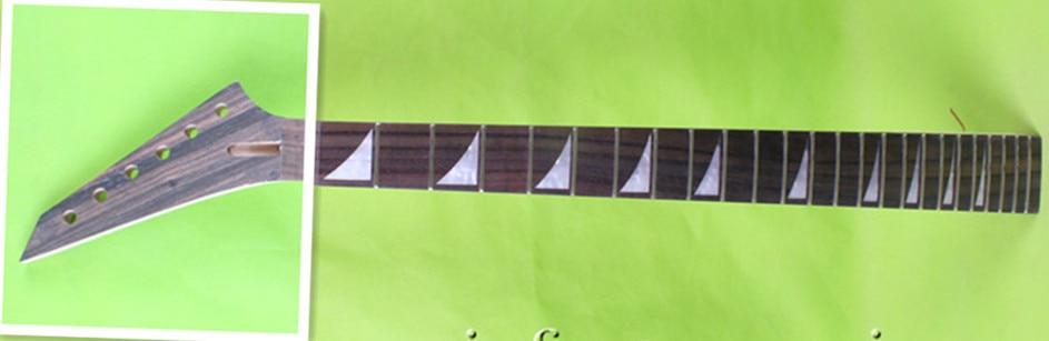 חדש 0079 + 1 # Unfinished גיטרה חשמלית הצוואר - כלי נגינה