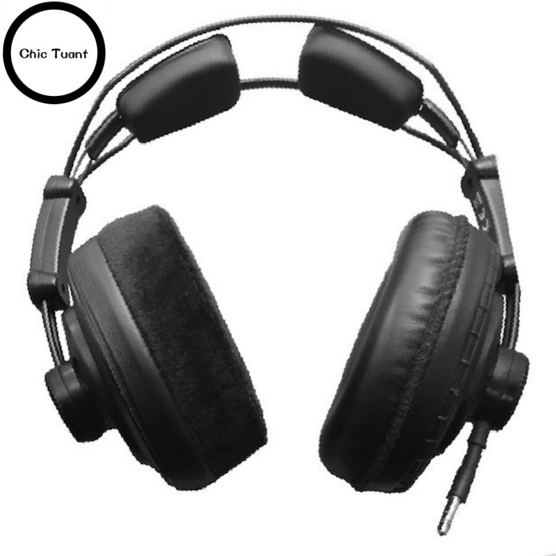 Replacement Ear Pads Ear Cushion Cover Repair Parts For Axelvox  HD241 HD242 HD271 HD272 HD 241 HD 242 HD 271 HD 272 Headphones
