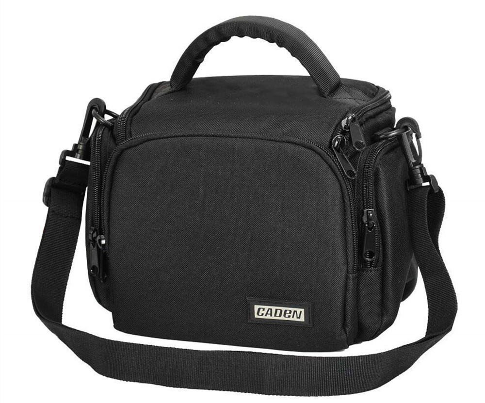 Wennew Retro Camera Bag Photo Case For Olympus Omd Em1 Em5 Em10 Om-d E-m1 E-m5 E-m10 Mark Iii Ii 3 2 E-600 E-550 E-520 E-500 Superior Materials Digital Gear Bags