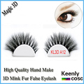 Fastest Shipping! Handcrafted 3D mink fur eyelash,Professional customized 3d eyelash extensions, private label/box