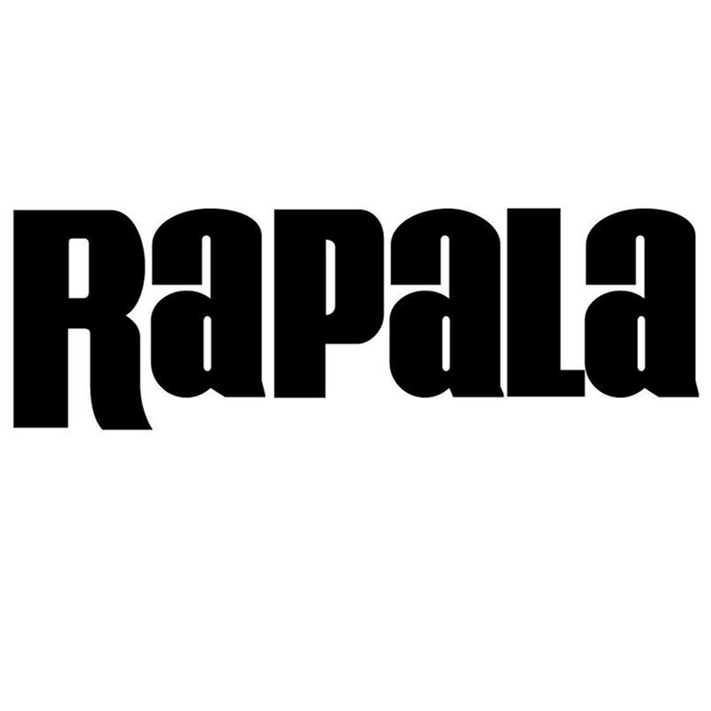 Rapala Stickers Fishing Stickes Rod Reel Boat Laptop Car Window Decal Sticker