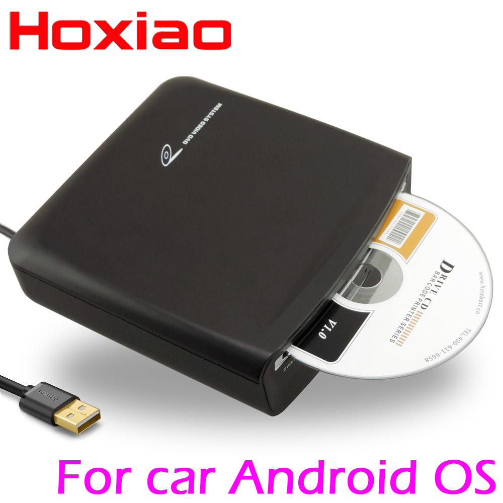 Car DVD CD Player Connection USB Use Install APP For