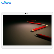 Envío libre MT8752 Octa Core 10.1 Pulgadas Tablet Android Tablet 4 GB RAM 64 GB ROM Dual SIM Bluetooth GPS 4G LTE Tablet PC