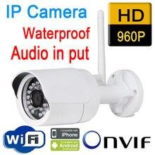 Cctv ip камера беспроводная наружная Водонепроницаемая 960p