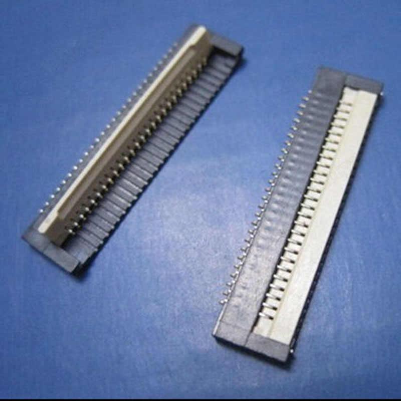 แล็ปท็อปแป้นพิมพ์เต้าเสียบสายเคเบิล0.8สนาม26/30/32/34 Pins