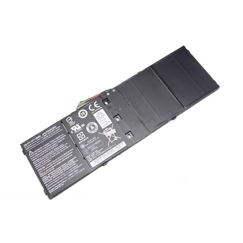 11.1V 3510mAh original Battery for Acer AP13B8K V7-58 V7-481PG V5-452G ES1-511 512 Free shipping