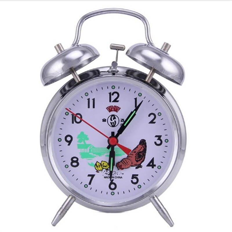 Smoking set Mechanical alarm clock