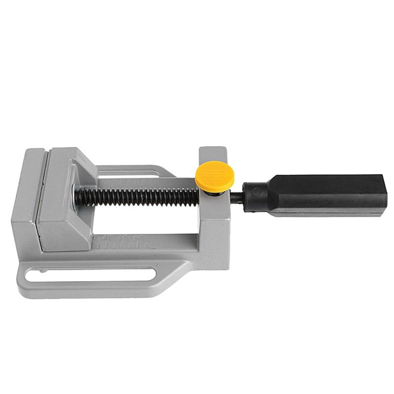 QGG Bench Clamp Mini CNC Machine Simple Aluminum Rapid Pliers for CNC Router