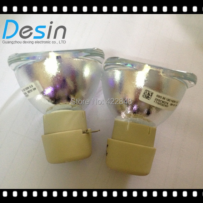 Original 9E.08001.001 Projector Bare Bulb for BenQ MP511+ MP523 Projectors