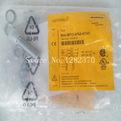 все цены на  [SA] New German original TURCK sensors BI4U-MT12-AP6X-H1141 Spot --2PCS/LOT  онлайн