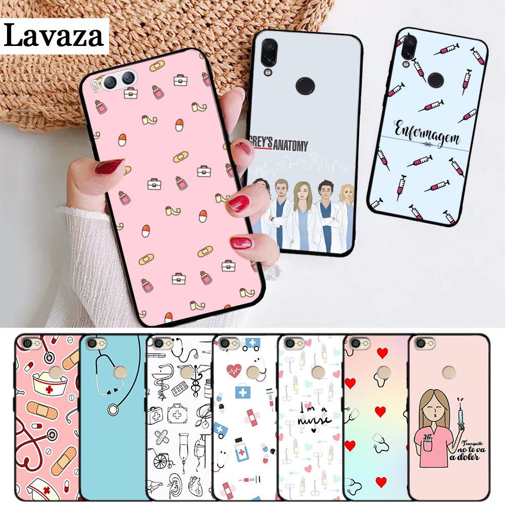 Phone Bags & Cases 92sd Medicine Nurse Doctor Dentist Soft Silicone Tpu Cover Phone Case For Xiaomi Redmi 4a 4x Note 4 4x Mi A1 A2 Lite
