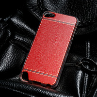 Soft TPU Silicon Leather Case Cover For Apple IPod Touch 5 5th 5G Touch5 4 0