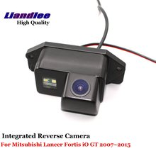 Liandlee Car Rear Reverse Camera For Mitsubishi Lancer Fortis iO GT / Galant 2007~2015 Backup Parking View