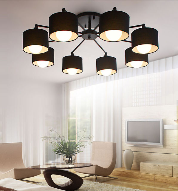 Country style 358 lampshades ceiling light dinner room lamp country style 358 lampshades ceiling light dinner room lamp sitting room house mozeypictures Choice Image