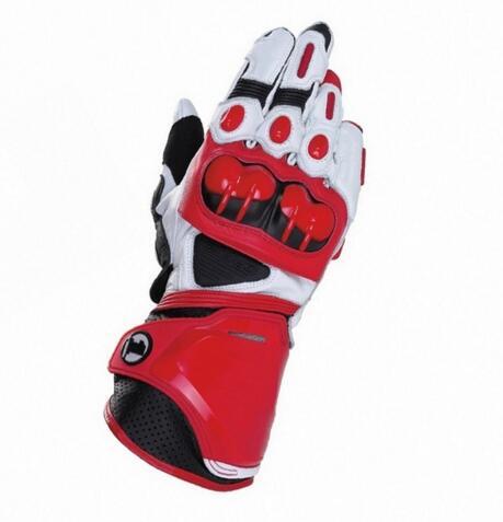 Alpine Moto Racing Gloves GP PRO Motorcycle Gloves Leather Guantes Moto Luva Motociclista Motorbike Riding Gloves Gant