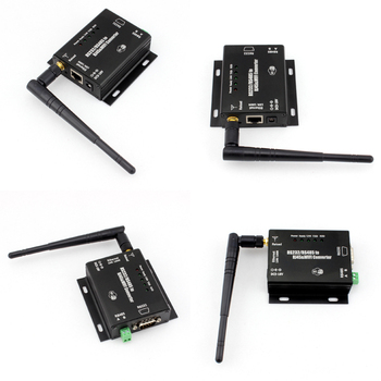 Serial port server /RS232/RS485 to WIFI/ Ethernet / serial port to WIFI module dual serial port optional