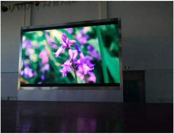 indoor outdoor full color led display panel video wall large flexible led video screen best price full color led display outdoor controller dvi video switcher seamless switcher ams mvp508 for ts802d msd300