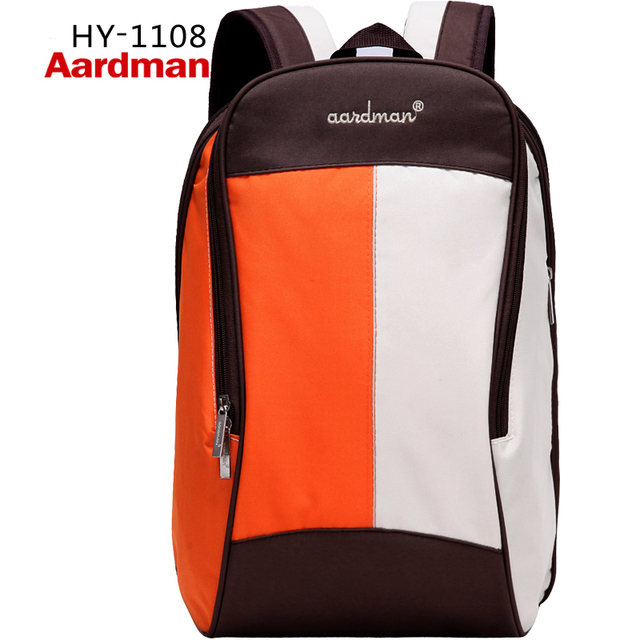 2017 New Style Multi- functional Oxford300D baby diaper backpack for mummy or dad HY-1108