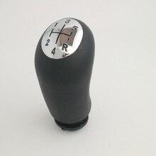 5 скоростей Ручка Переключения рулевого механизма автомобиля головка для RENAULT CLIO MK3 3 III MEGANE MK2 SCENIC MK2 крутая автоматическая ручка шариковая палка рычаг