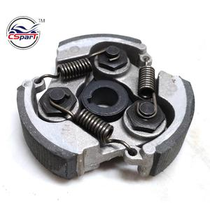 47cc 49cc Minimoto Centrifugal Clutch Mini Moto Dirt Bike Atv Quad 3 Shoe Spring(China)