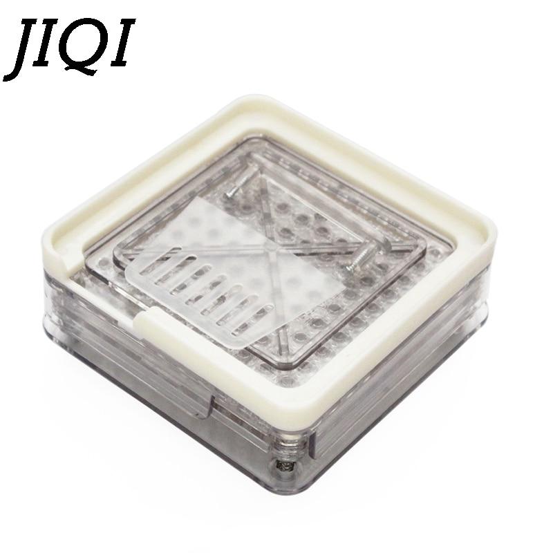 100 Holes Professional Manual Capsule Fillling Machine Powder Pharmaceutical Filler Plate Size 0 Zero DIY Herbal Capsules Maker