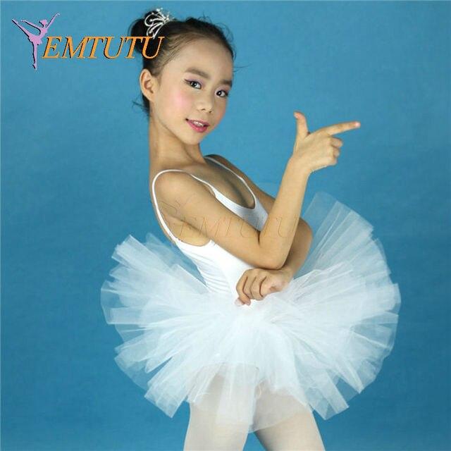 11dd0b3157e8 Children Blue Lycra Dance Leotard Tutu Costume Kids Ballet Clothes ...