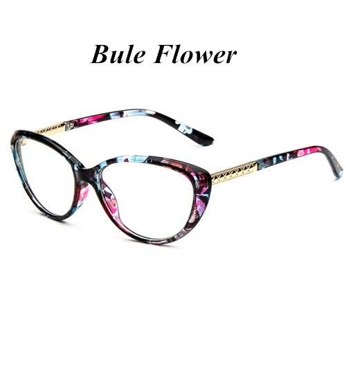 bule flower