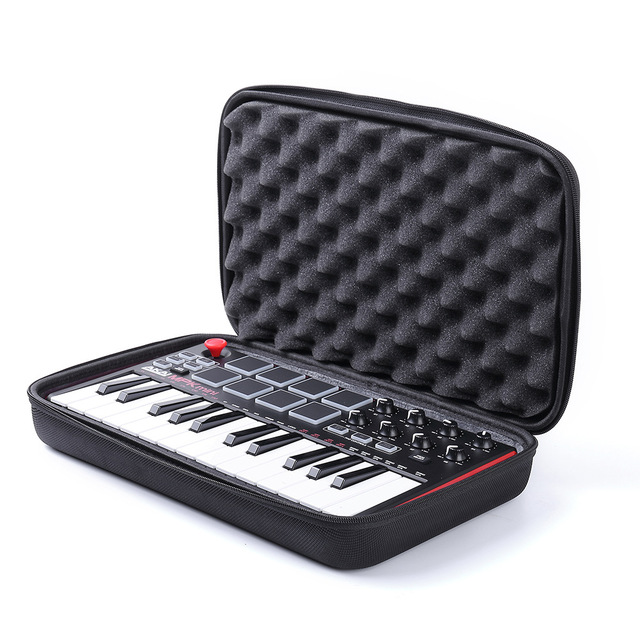 Travel Hard Carrying Case for Akai Professional MPK Mini MKII